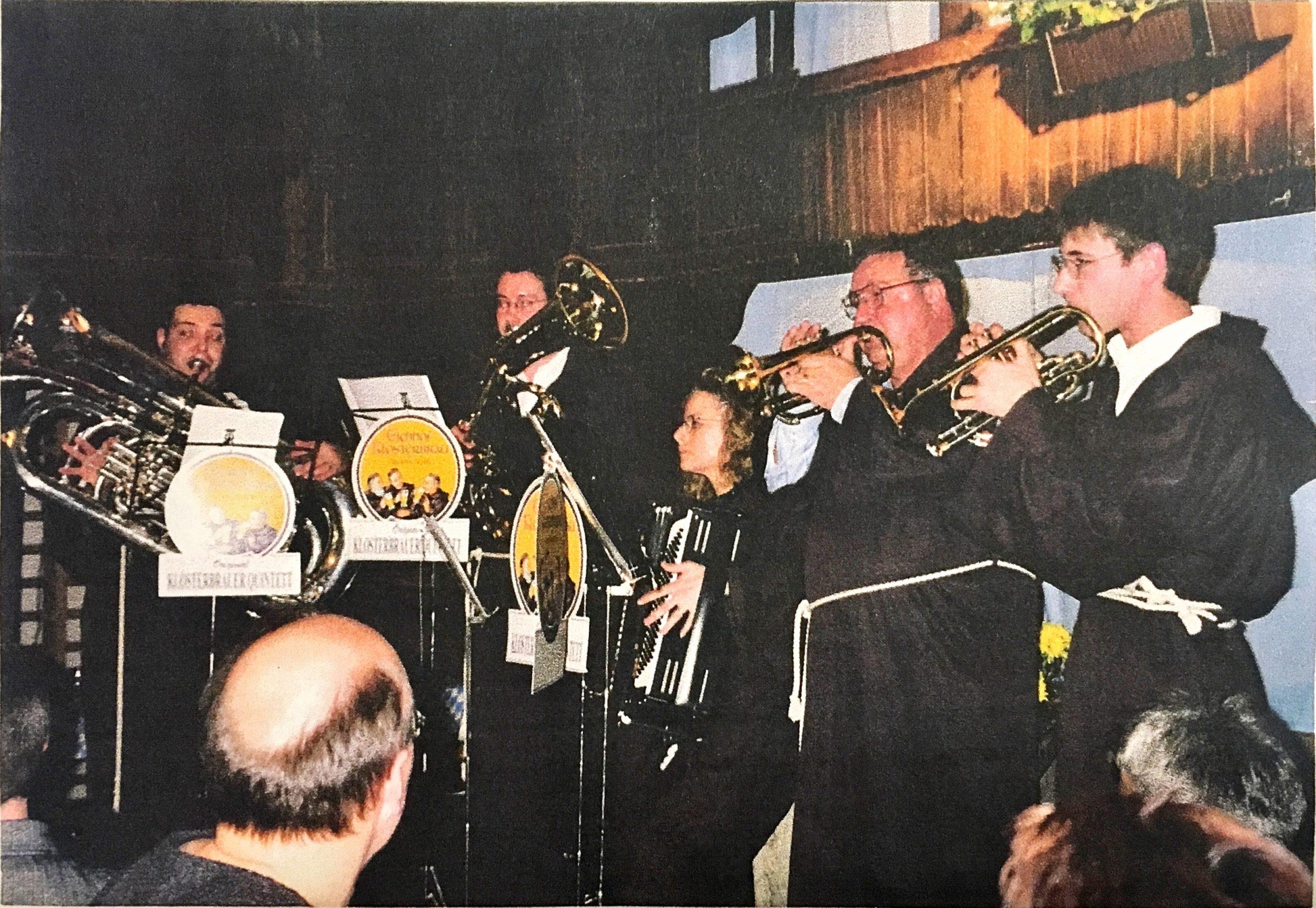 1999 - Unterhaltungskonzert Musikantenstadl